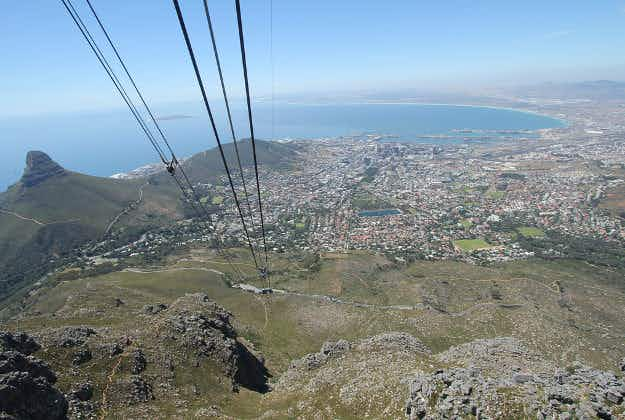 Visitors urged to steer clear of Table Mountain wooded area