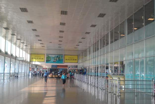 Vietnam's busiest airport plans New Year improvements