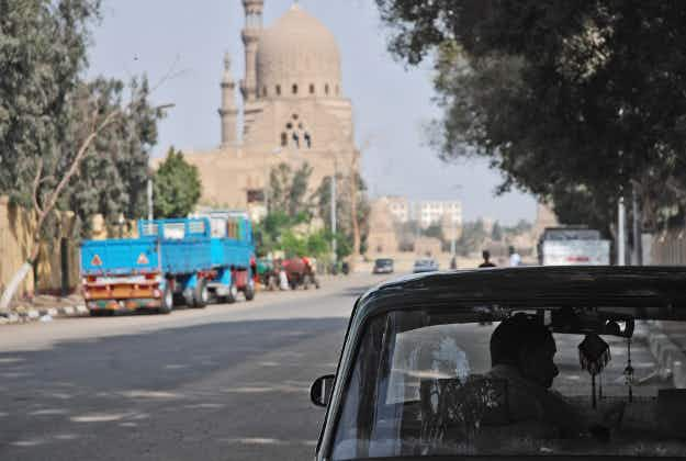 All-female Pink Taxi service offers women a safer journey in Cairo