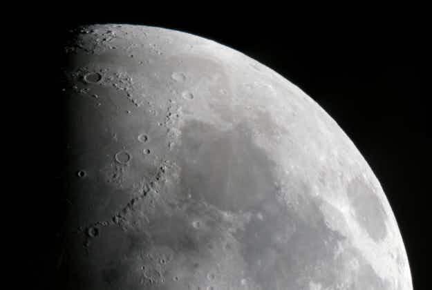 Chinese lunar lander unearths brand new moon rock