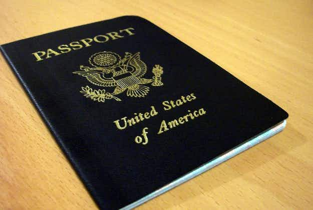Most Americans won't use their passport next year