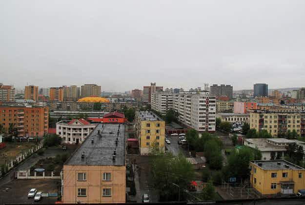 Air pollution in Ulaanbaatar rivals Beijing on Sunday