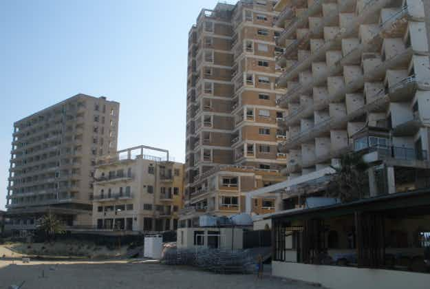 Ghost town of Varosha to be rebuilt as Cyprus peace deal expected