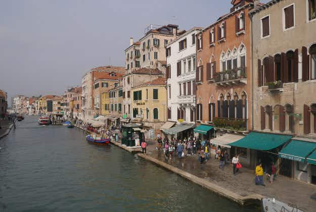 Venice looks to celebrities for funds to restore historic ghetto