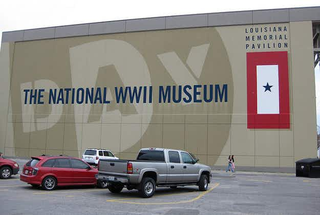 WWII museum opens Pacific Theater exhibit in New Orleans