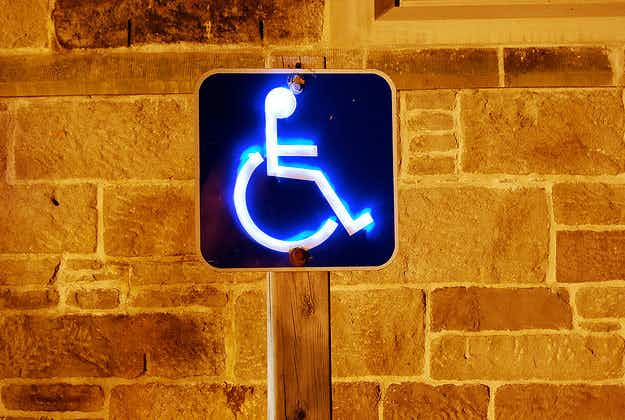 True hotel rating system for travellers with disabilities on the way