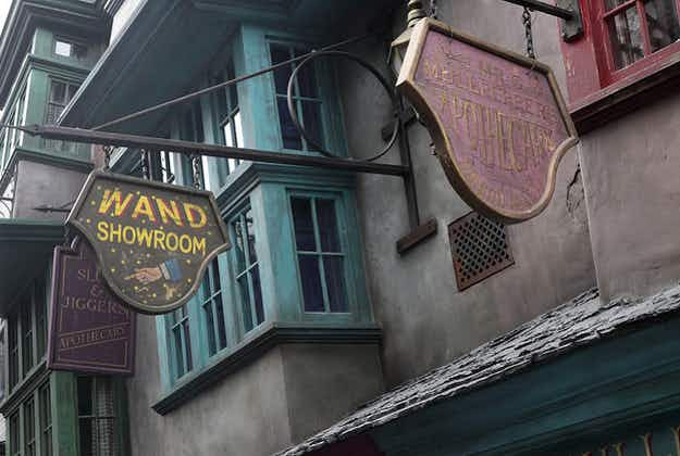 Wands ready! Harry Potter is coming to California
