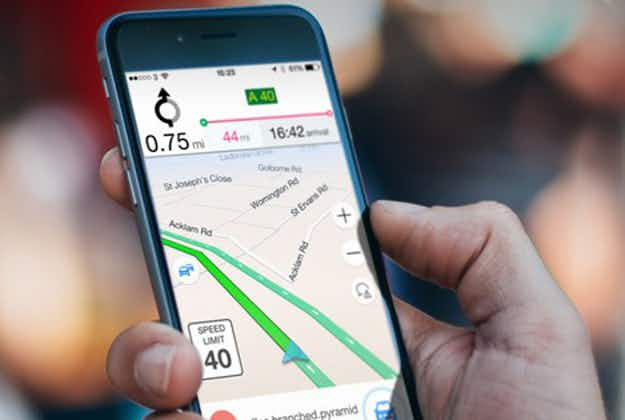 Lost in the city? Try the Navmii navigation app
