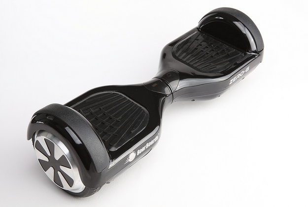 California hoverboard riders must be over 16 and wear helmet