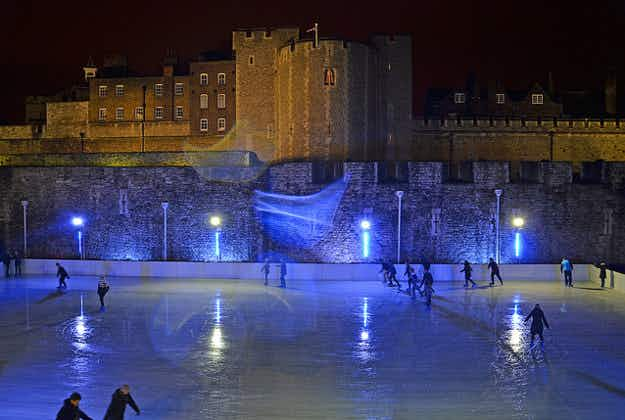 London could bring back Thames ice rinks after 185 years