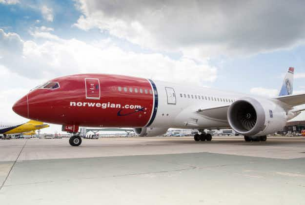 Low-cost trans-Atlantic flights on the way as Norwegian Air gets tentative approval for US flights