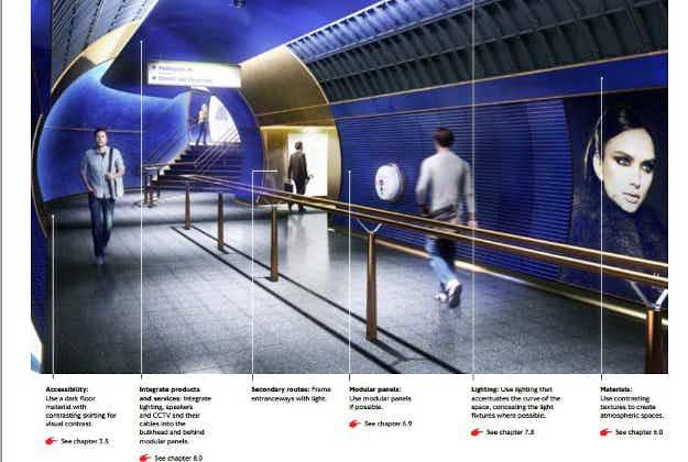 TfL unveil design plans for future London Underground