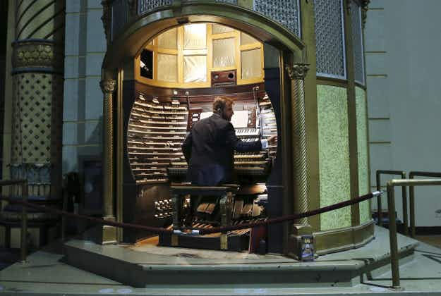 Organ fans pipe up to save world's largest musical instrument in New Jersey