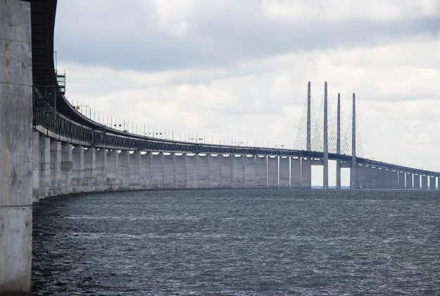Few problems as ID checks introduced on Öresund Bridge