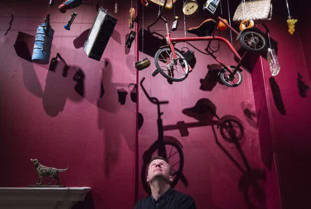 Turkish writer brings Museum of Innocence to London