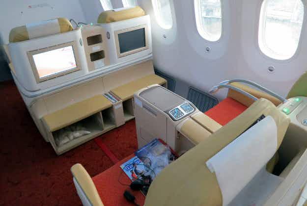 £77,000 in gold found under Air India plane seat
