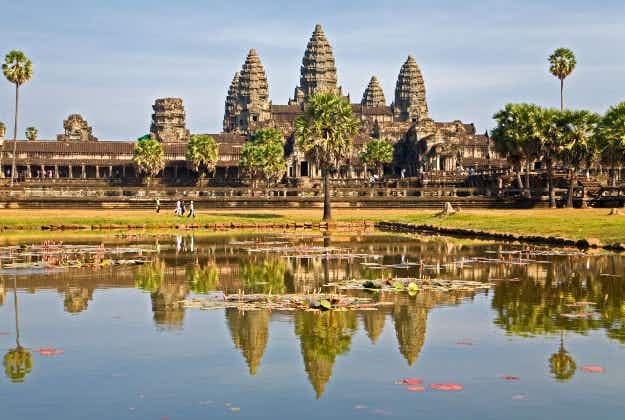 128km endurance race to be held at the Temples of Angkor