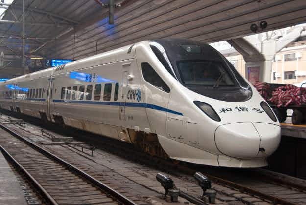 China to expand high-speed rail network to Inner Mongolia