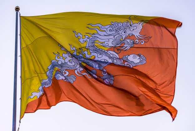 Happy Bhutanese hardly have any complaints