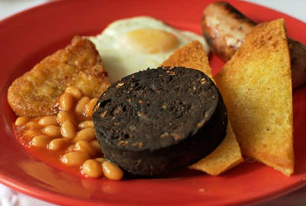 Black pudding hailed as the 'new superfood'