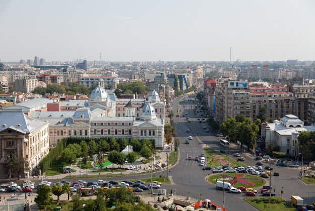Bucharest's new wellness centre is Europe's largest