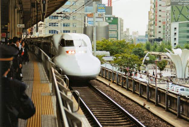 Japan Rail bullet train passengers to benefit from unlimited-ride ticket
