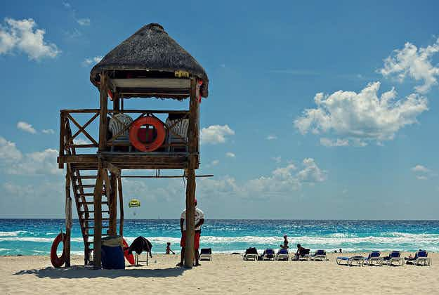 Cancún the most popular holiday spot in Mexico
