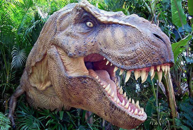 Interactive dinosaur zoo launches in Brisbane