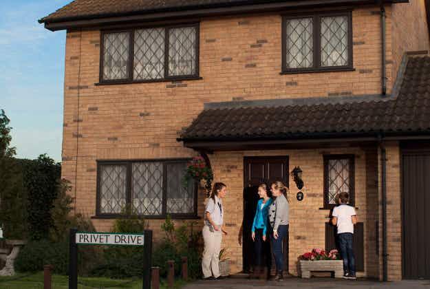 Harry Potter's horrible childhood home opens at Warner Bros, London