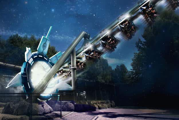 Rollercoaster with virtual reality headsets coming to UK