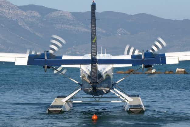 Greek company hopes to launch seaplane flights this summer
