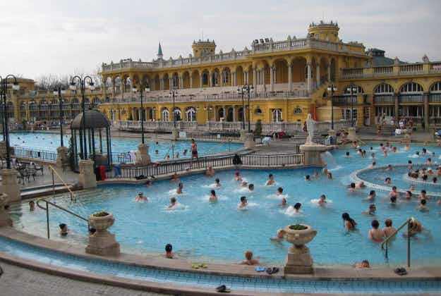 Hungary is Europe's fastest growing tourist destination