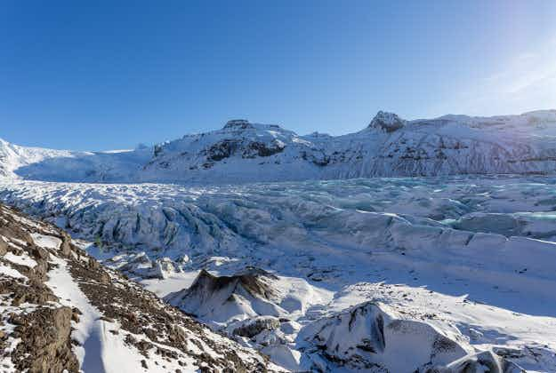 British adventurers rescued three times by Icelandic rescue teams