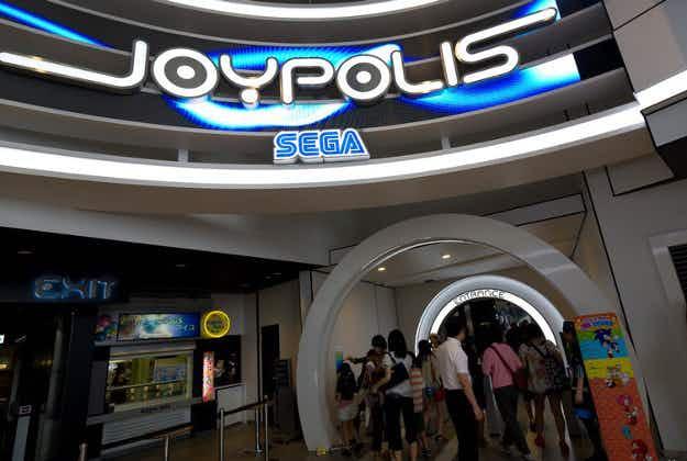 Shanghai gets Transformers ride at new Sega theme park