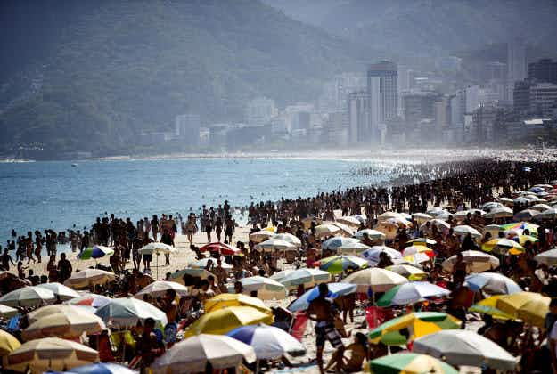 Brazil waives visa fees to encourage Olympic tourism