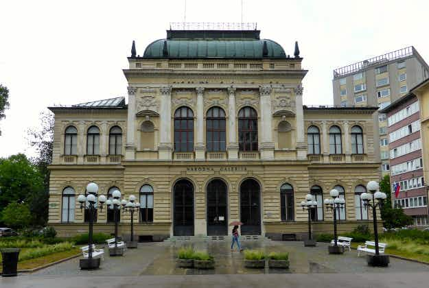 Slovenia's National Gallery opens after renovation