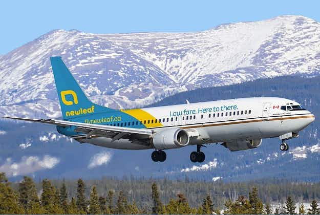 Canada's new low-budget airline delays launch, refunds tickets