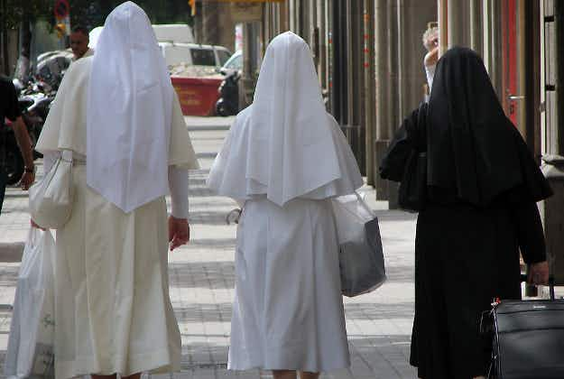 Spain to air new TV show 'I want to be a nun'