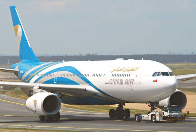 Oman Air to launch first flights to China