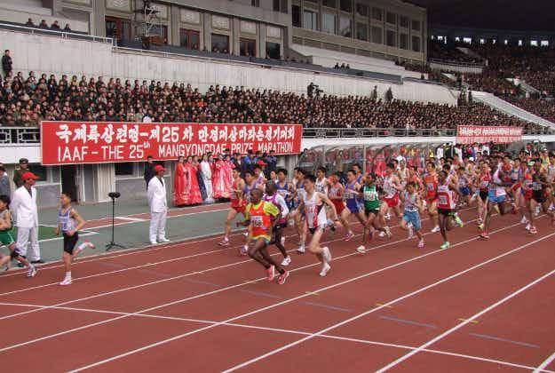 Registration opens to run North Korean marathon