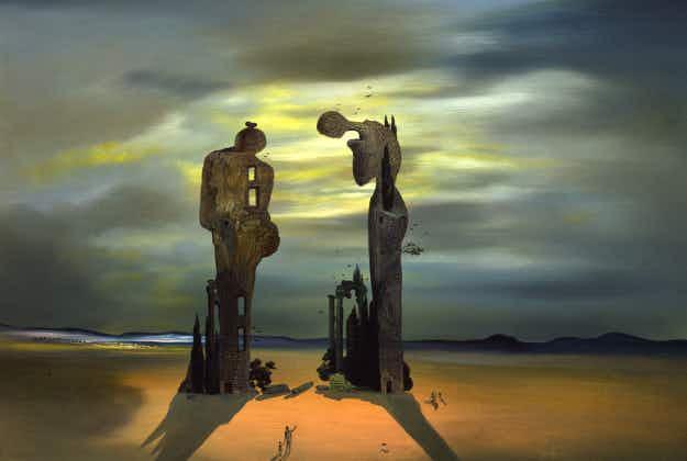Travel intothe art of Salvador Dali through virtual reality