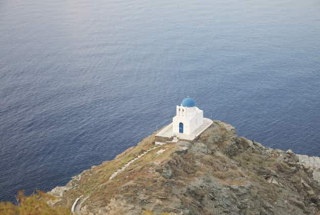 Bid to get Nobel prize for Greek islands launched