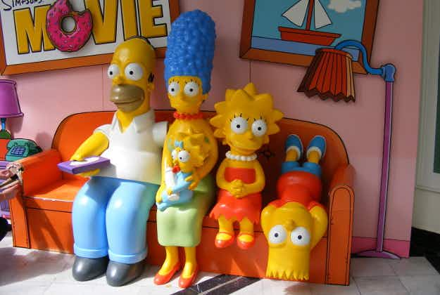 First-ever Simpsons retail store opens in fashionable Beijing shopping district