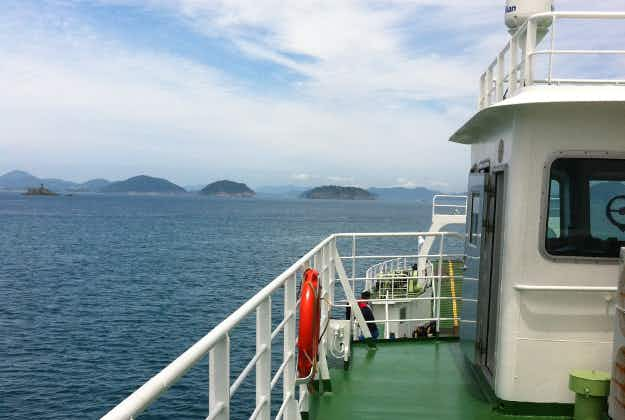 Ferry travellers to show ID under new South Korean law
