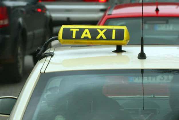 Family holiday saved by honest taxi driver