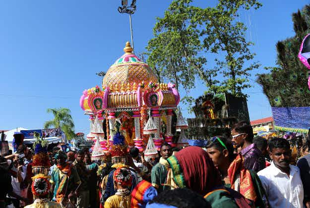 Thaipusam festival kicks off in Malaysia with procession to Batu Caves