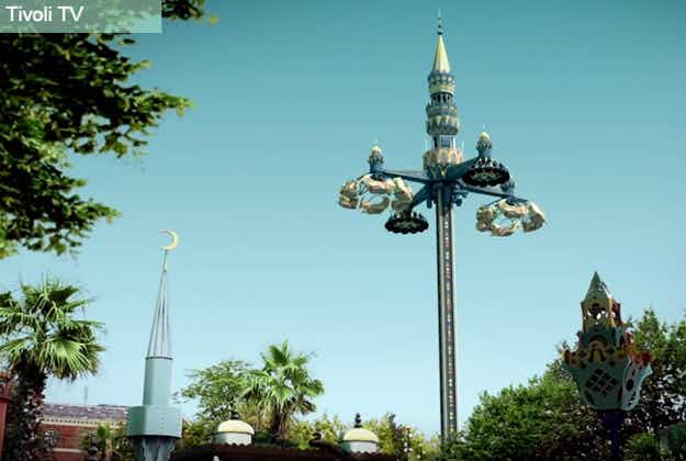 Tivoli offers sneak preview of new 3-in-1 ride