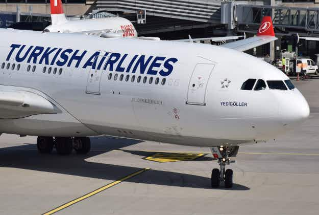Turkish Airlines cancels flights after heavy storm warning