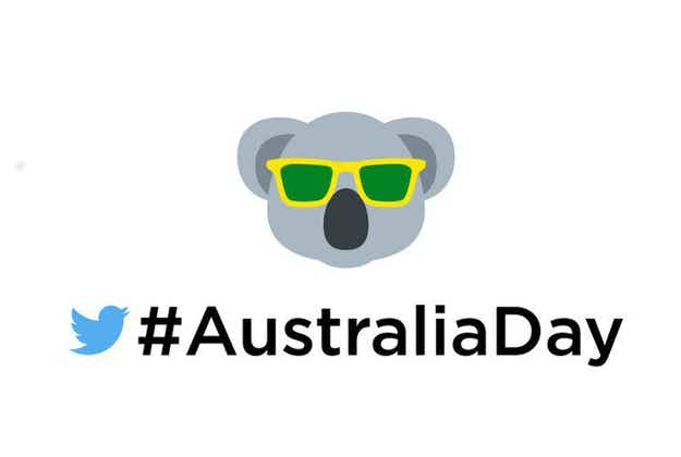 Australia Day emoji launched by Twitter