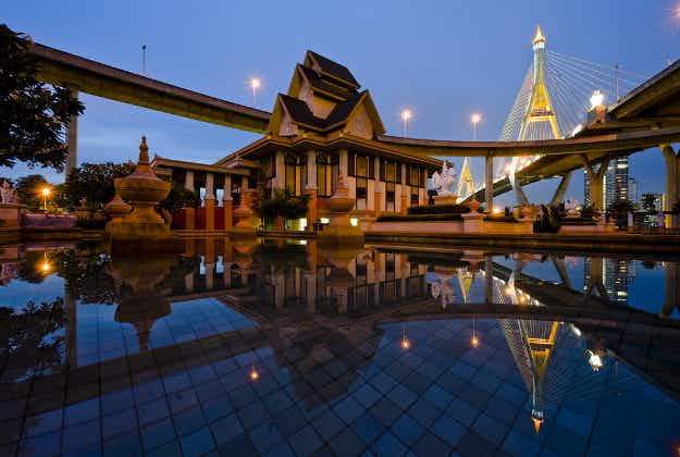 Bangkok is 2015's top travel stop in Asia with 20m overnight visitors